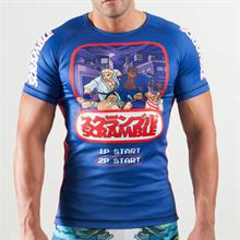 Scramble Beat 'Em Up Rashguard